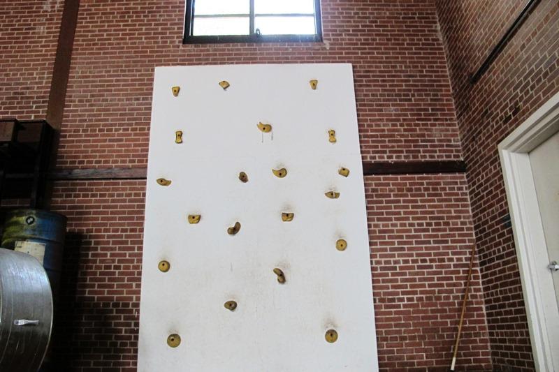 C Club Climbing Wall