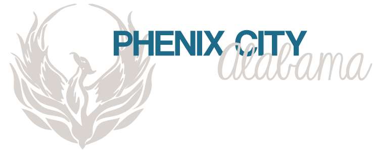 Phenix City, Alabama Retina Logo