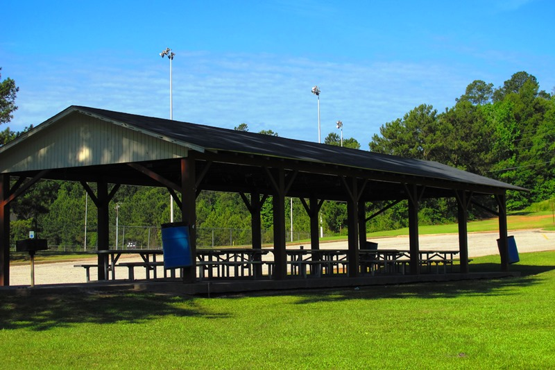 Southside Park Pavilion One