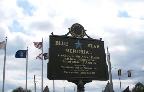 War Memorial Sign