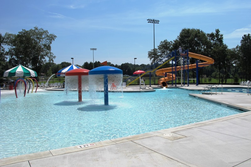 Youth Sports Complex Pool